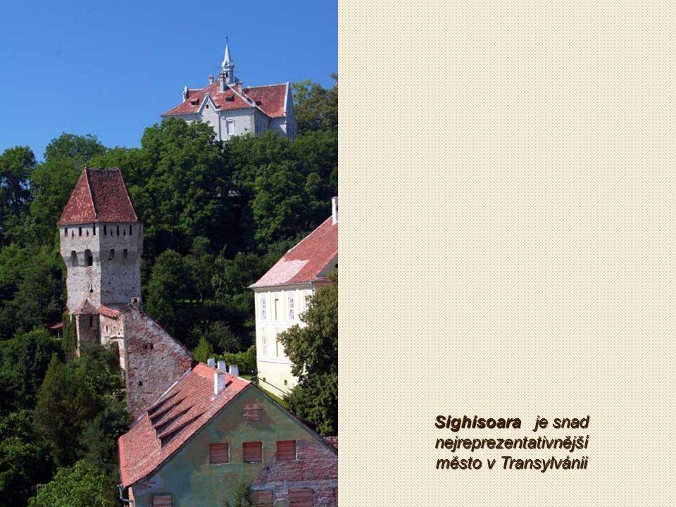 Cluj - Kluž je město v Sedmihradsku (Transylvánie)