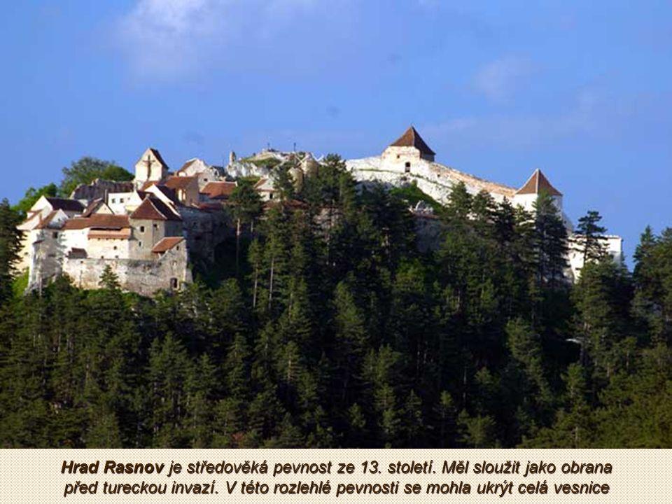 """Hrad Bran je známý po celém světě především jako """"Drákulův hrad"""
