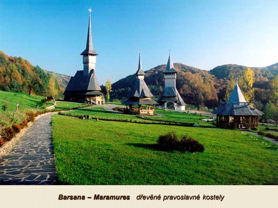 Opevněný klášter Sucevita