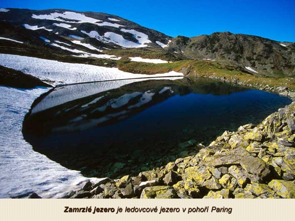 Fagaraš (Fagarašské hory) je nejvyšší a nejrozlehlejší pohoří Rumunska