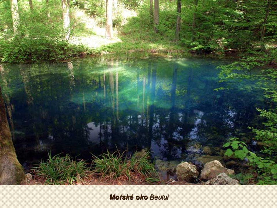 Národní park Cheile Nerei-Beunia byl vyhlášen v roce 2000