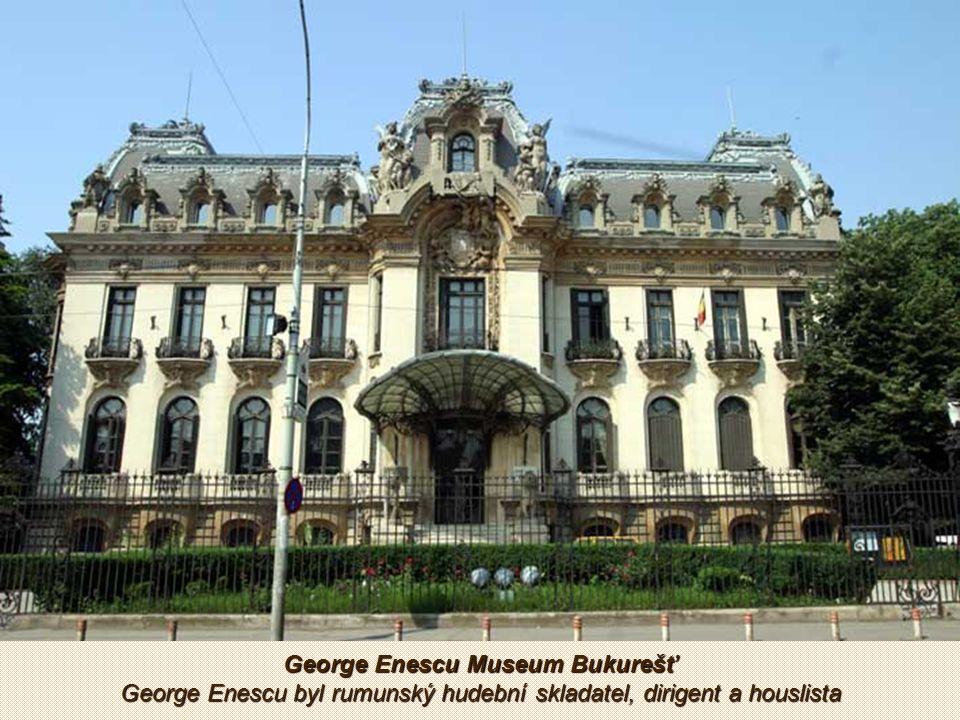 Národní umělecké muzeum Bukurešť