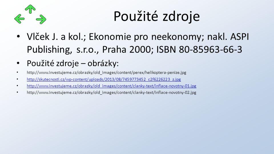 Vlček J. a kol.; Ekonomie pro neekonomy; nakl.