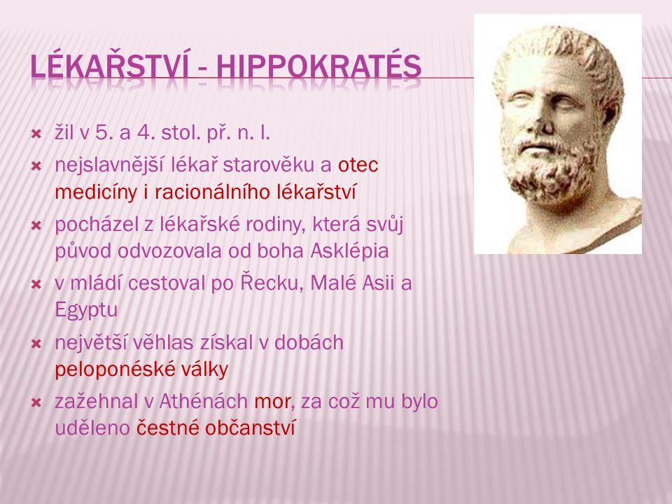  žil v 5. a 4. stol. př. n. l.