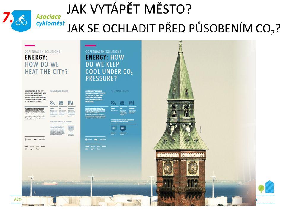 ASOCIACE MĚST PRO CYKLISTY Wellnerova 3, 779 00 Olomouc Mobil.: +420 602 503 617 E-mail: info@cyklomesta.cz www.cyklomesta.cz JAK VYTÁPĚT MĚSTO? JAK S