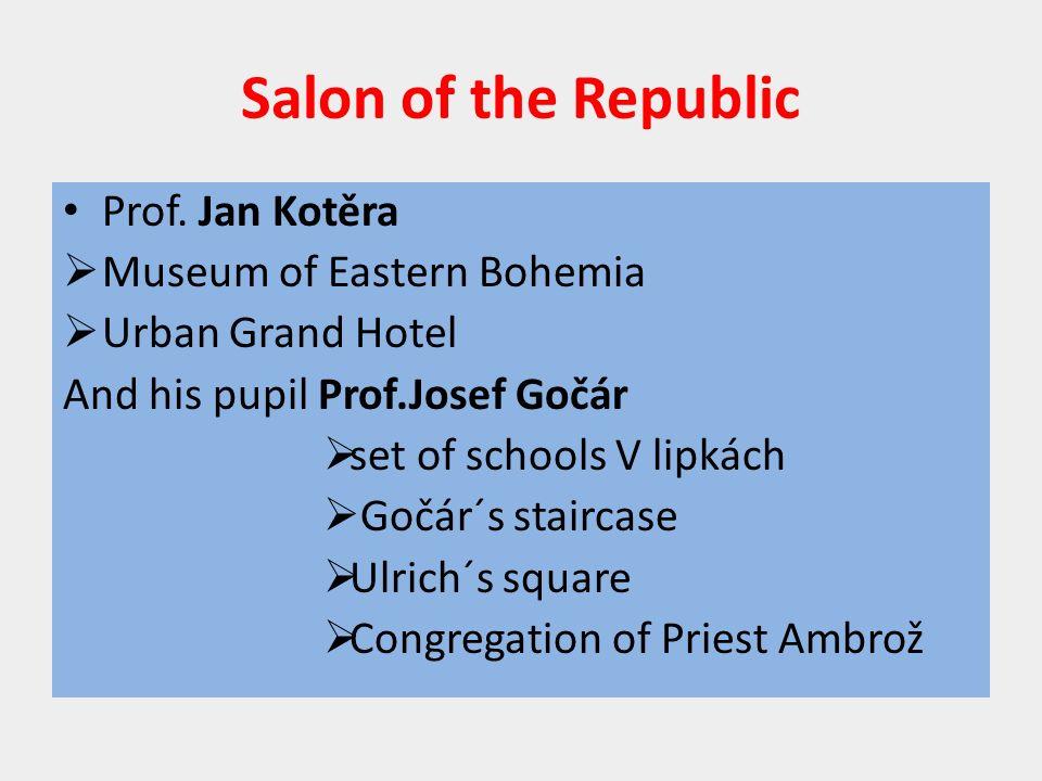 Main sites of the city Katedrála Sv.