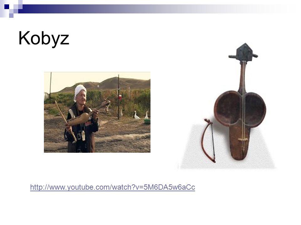 Kobyz http://www.youtube.com/watch?v=5M6DA5w6aCc