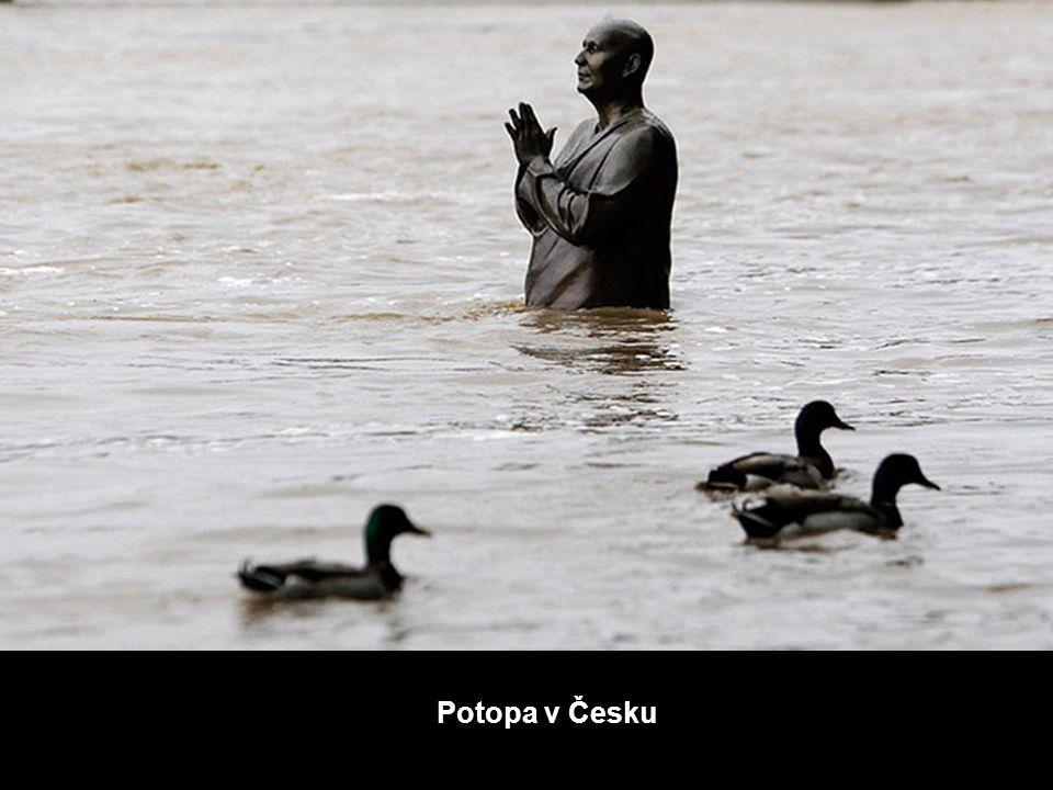 Potopa v Česku