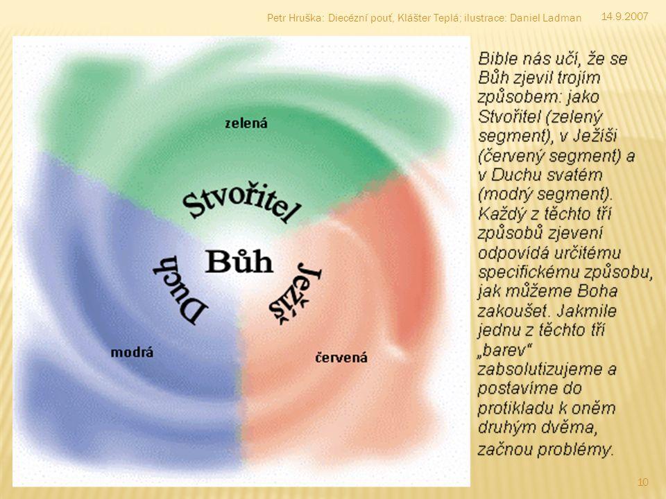 10 14.9.2007 Petr Hruška: Diecézní pouť, Klášter Teplá; ilustrace: Daniel Ladman