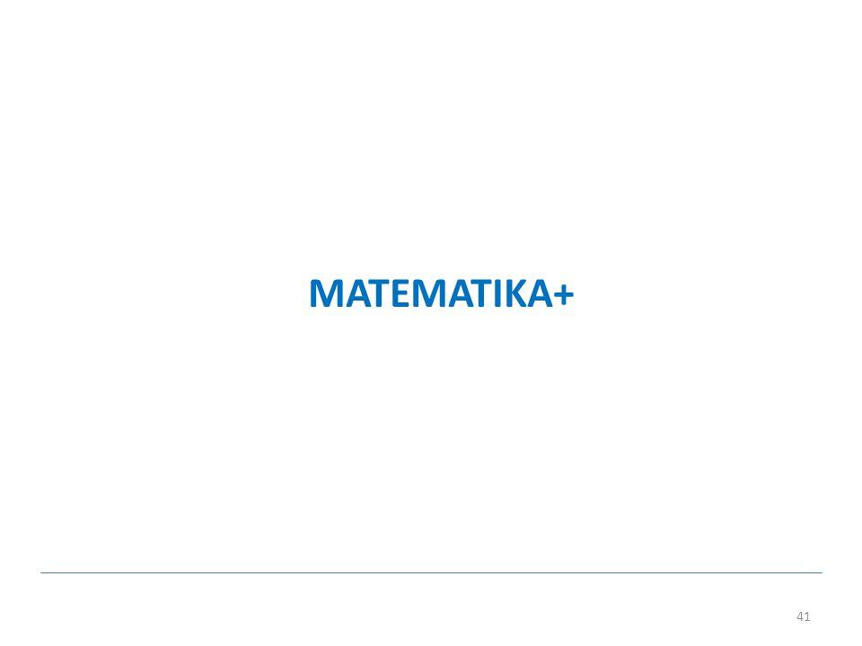 41 MATEMATIKA+