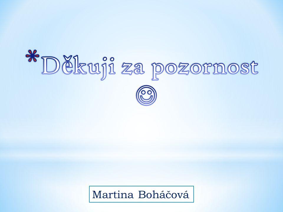 Martina Boháčová