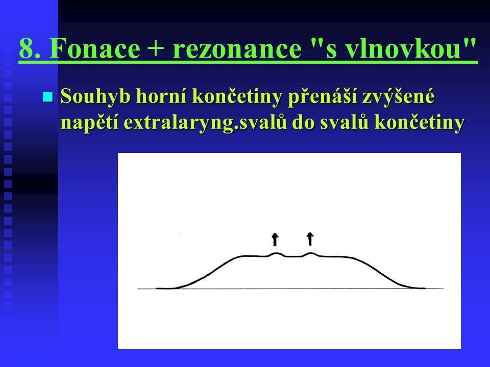 8. Fonace + rezonance