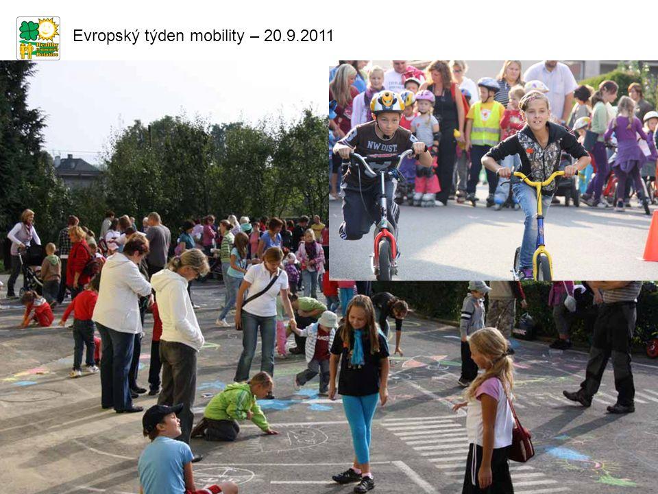 Evropský týden mobility – 20.9.2011
