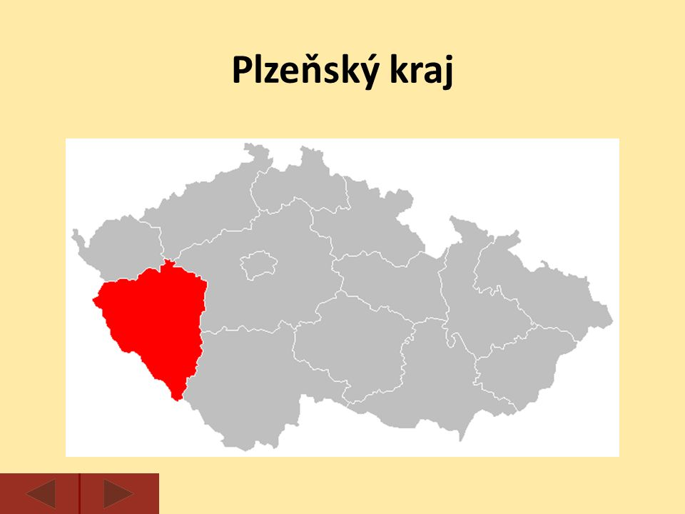 Základní údaje Plzeňský kraj má výhodnou polohu mezi Prahou a zeměmi západní Evropy.