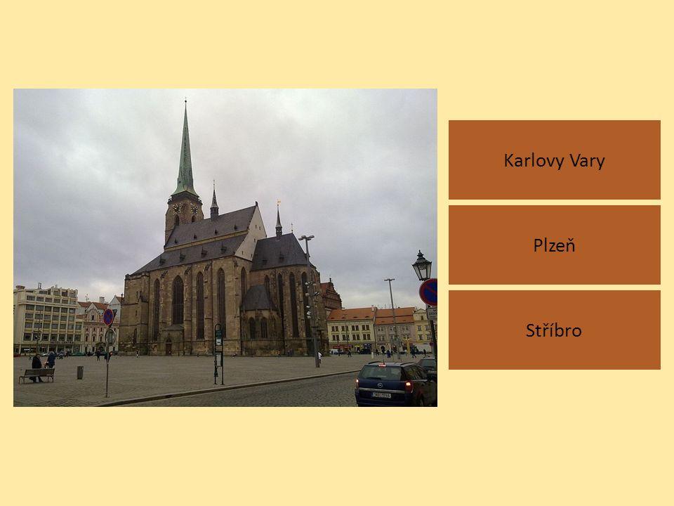 Karlovy Vary Stříbro Plzeň