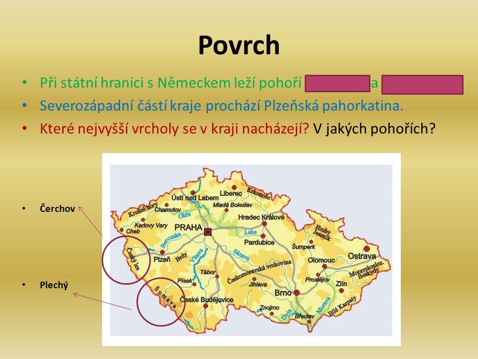 Vodstvo Největší část území patří do povodí řeky Berounky.