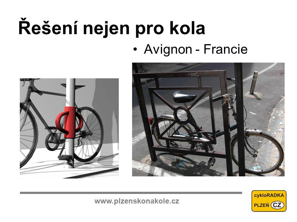 www.plzenskonakole.cz Řešení nejen pro kola Avignon - Francie