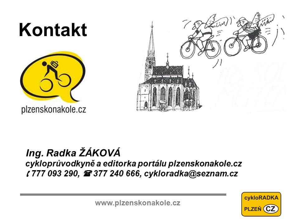 www.plzenskonakole.cz Kontakt Ing.