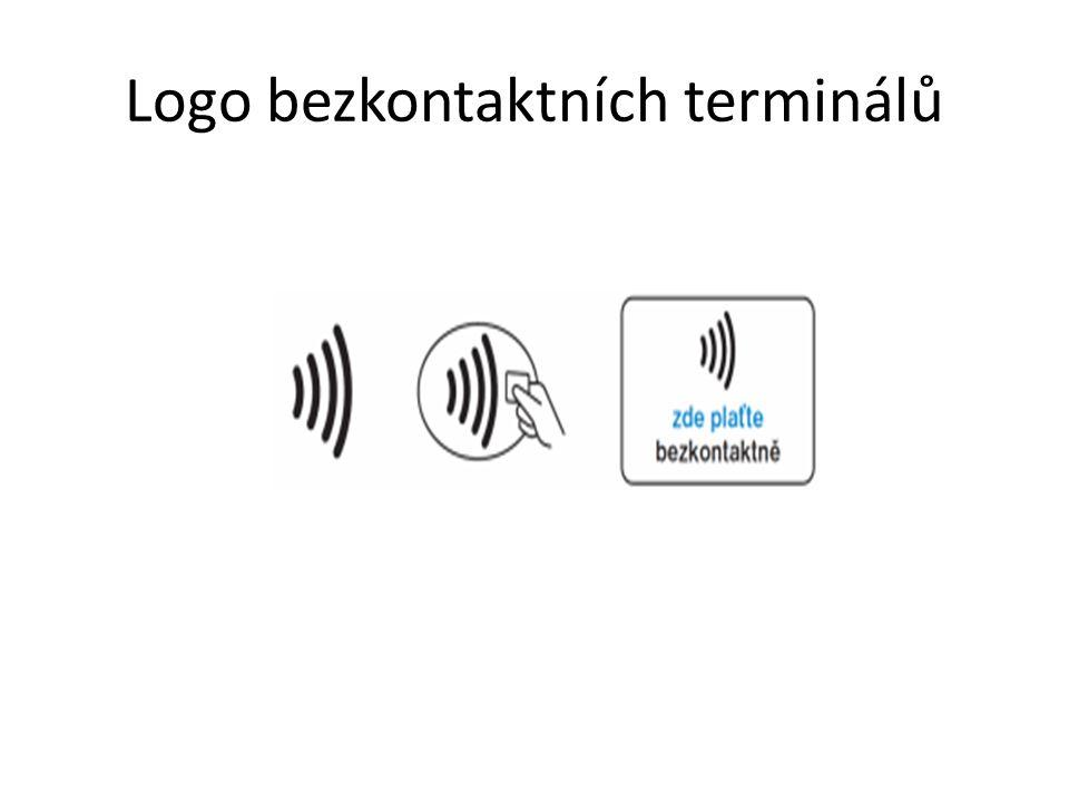 Logo bezkontaktních terminálů