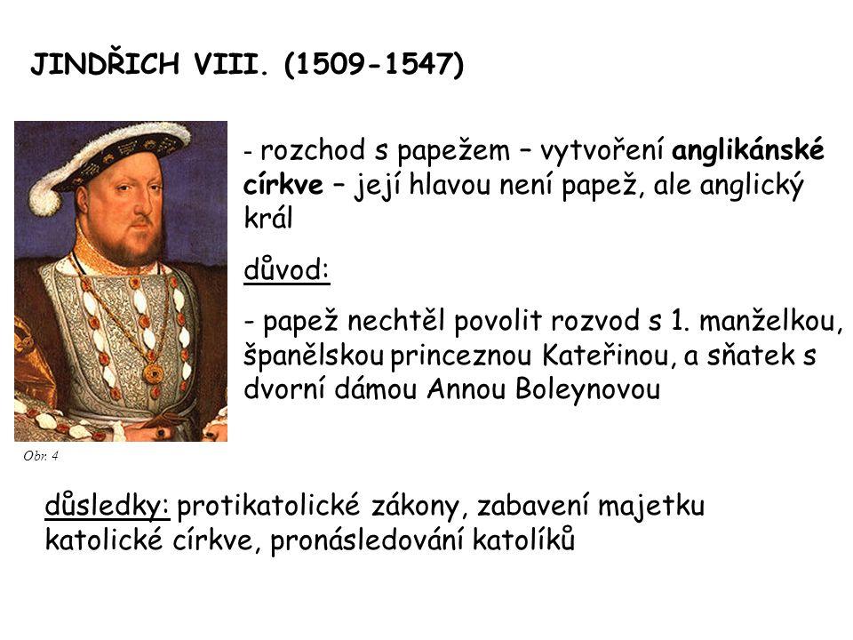 MARIE KATOLICKÁ (KRVAVÁ) (1553-58) -dcera Jindřicha VIII.
