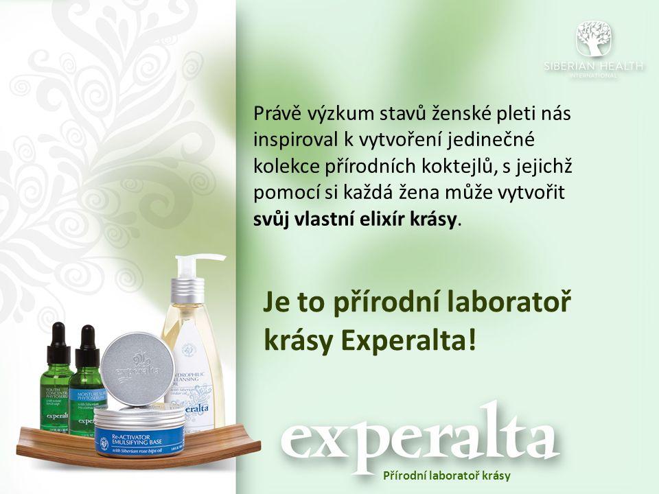 Přípravky kolekce VÝŽIVA Přírodní laboratoř krásy Výživné fytosérum pro okamžitou obnovu Jemné sérum pleť ideálně hydratuje, sytí a vyživuje.