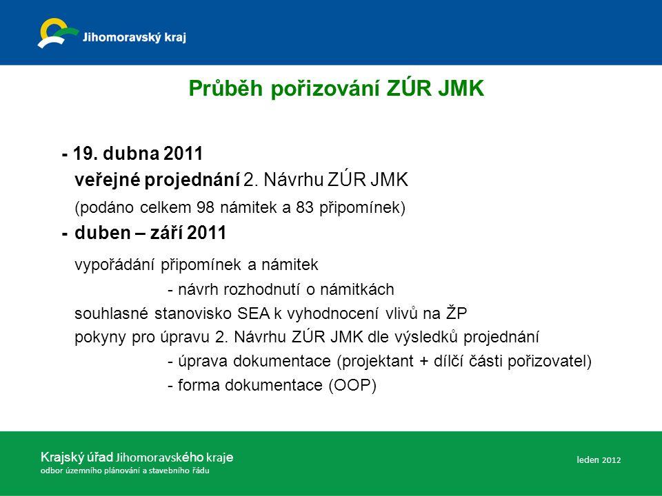 Zásady územního rozvoje Jihomoravského kraje ( Výrok ) kapitola L.