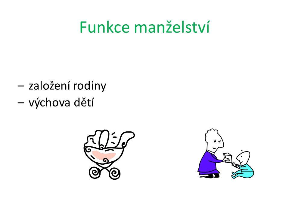 Otázky a úkoly Může mít v ČR muž dvě a více manželek.