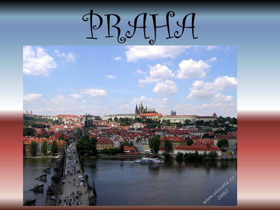 Praha je hlavní město České republiky.14 největší město v EU.