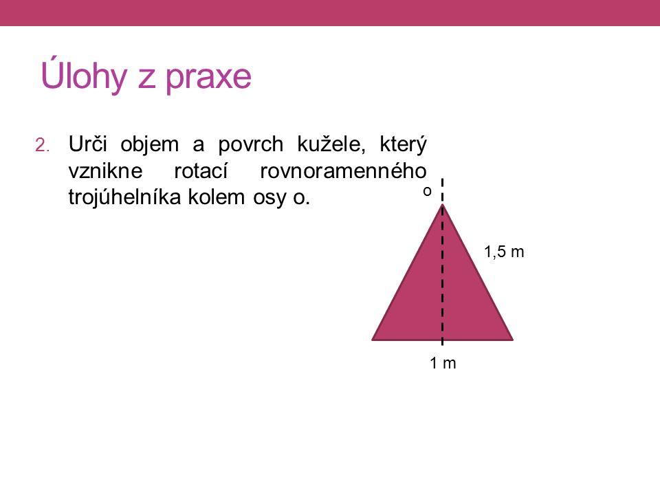 Úlohy z praxe 2.