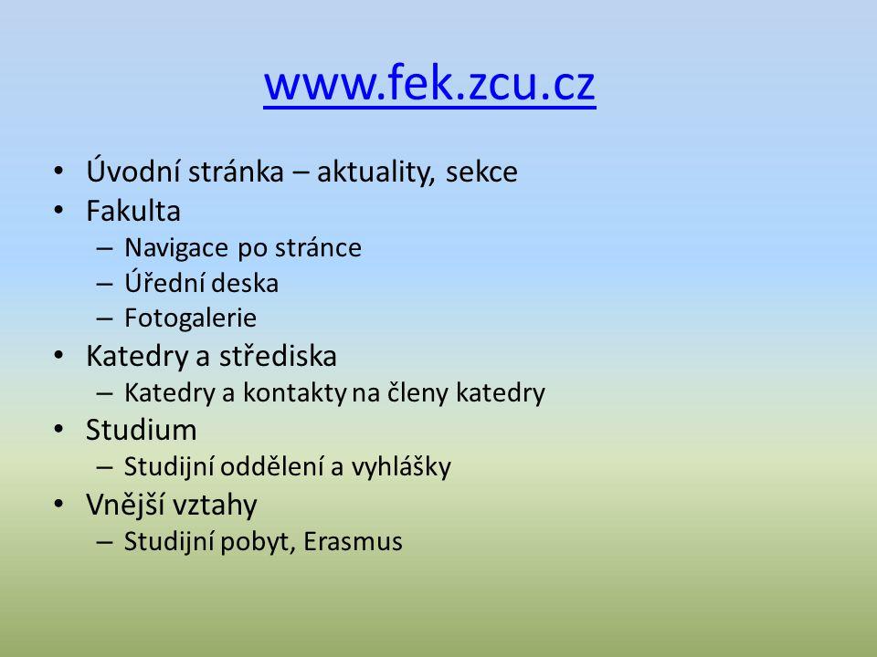 http://portal.zcu.cz