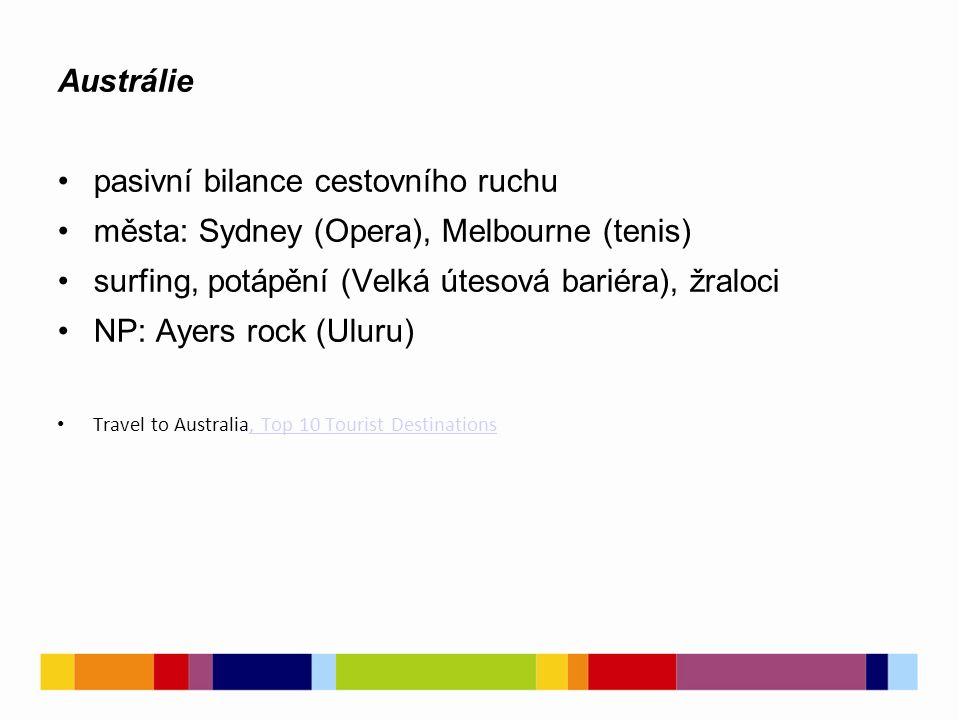 Nový Zéland sopky, horké prameny, gejzíry, ledovce, jezera, fjordy, zvláštní květena a zvířena (kiwi) Pán prstenů