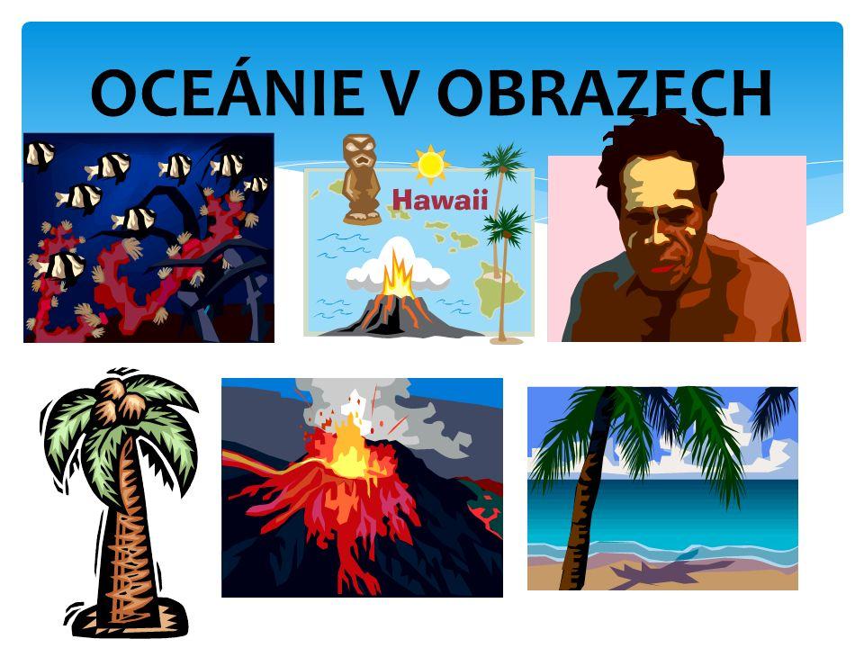 OCEÁNIE V OBRAZECH