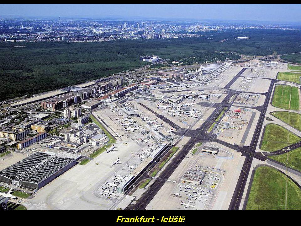 Frankfurt – západní p ř ístav