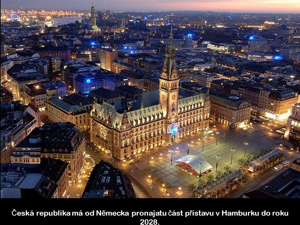 Hamburk - radnice