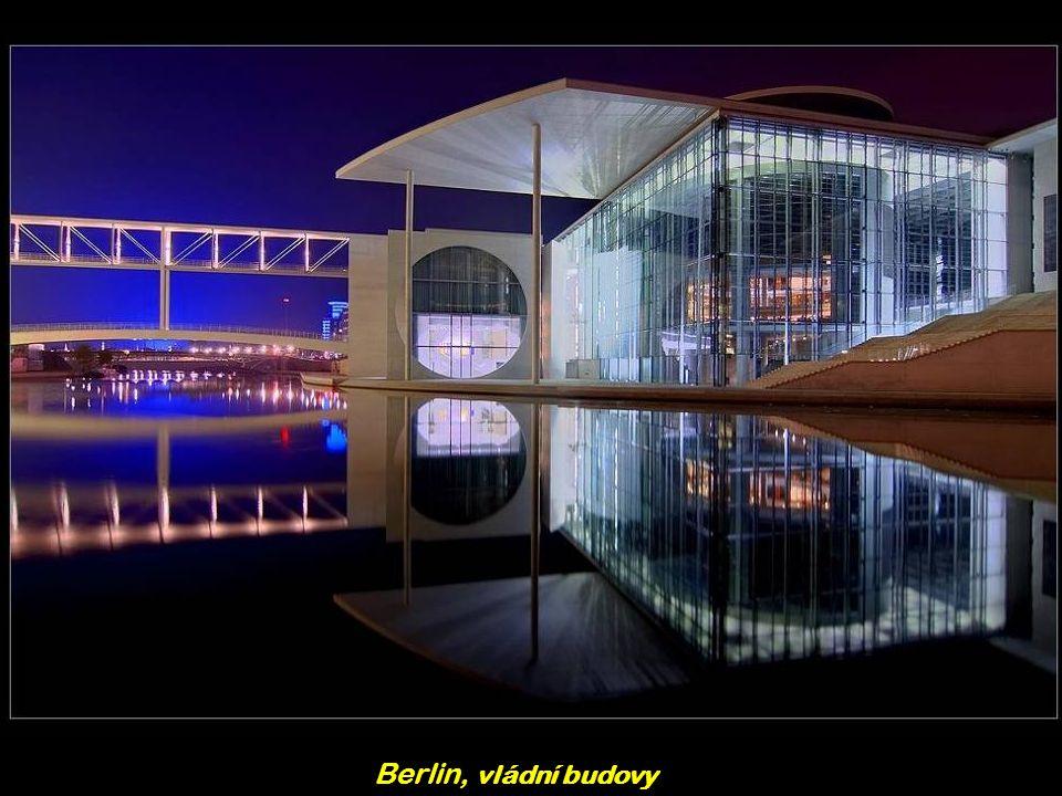 Berlin, vládní budovy