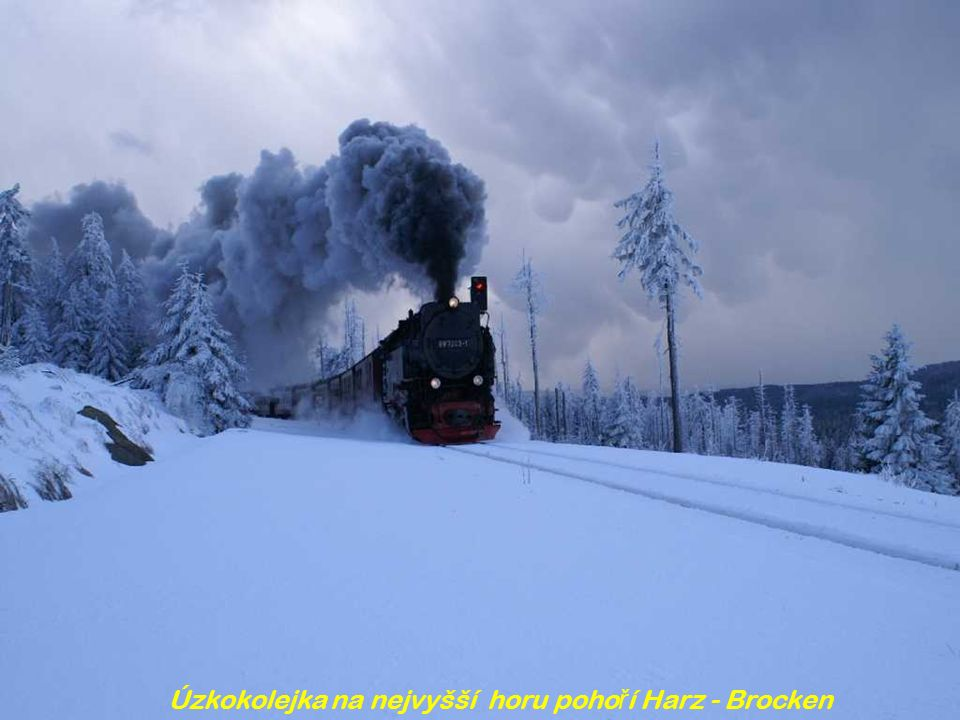 Bavorská zima
