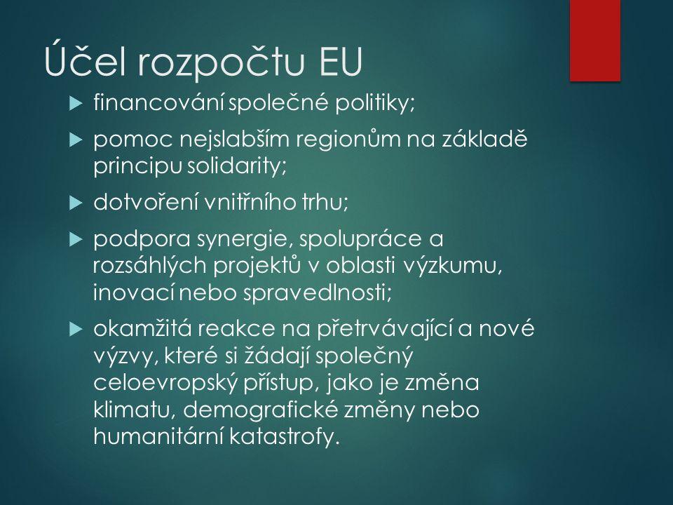 Politiky EU  Politiky společné  obchodní politika  zemědělská a rybolovná politika  dopravní politika  měnová politika  Politiky koordinované (např.)  regionální a strukturální politika  vědecko-výzkumná politika  energetická politika  ekologická politika a další  Politiky individuální (např.)  bytová politika  kulturní politika