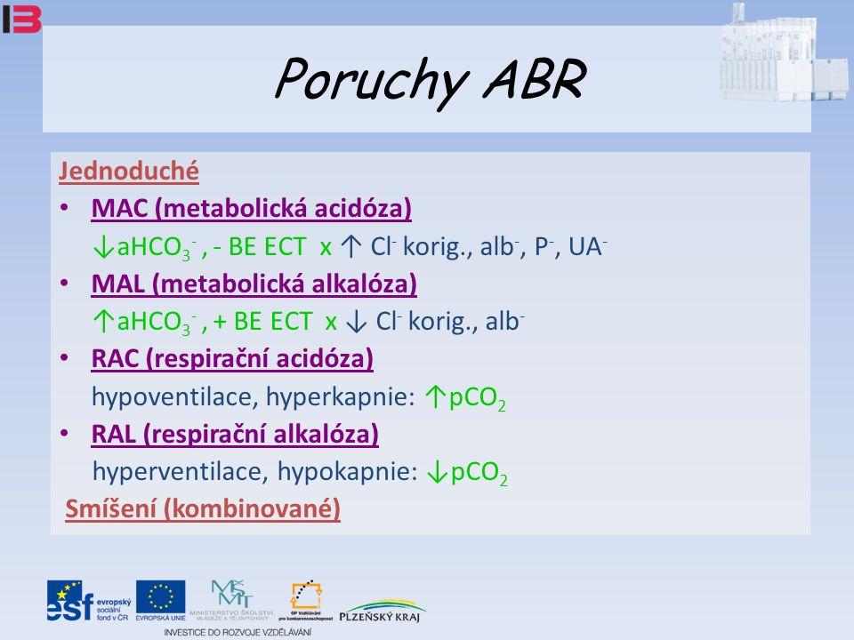 Hodnocení ABR I.