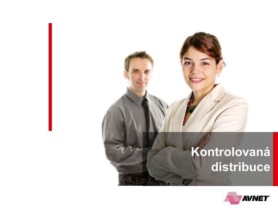 Kontrolovaná distribuce