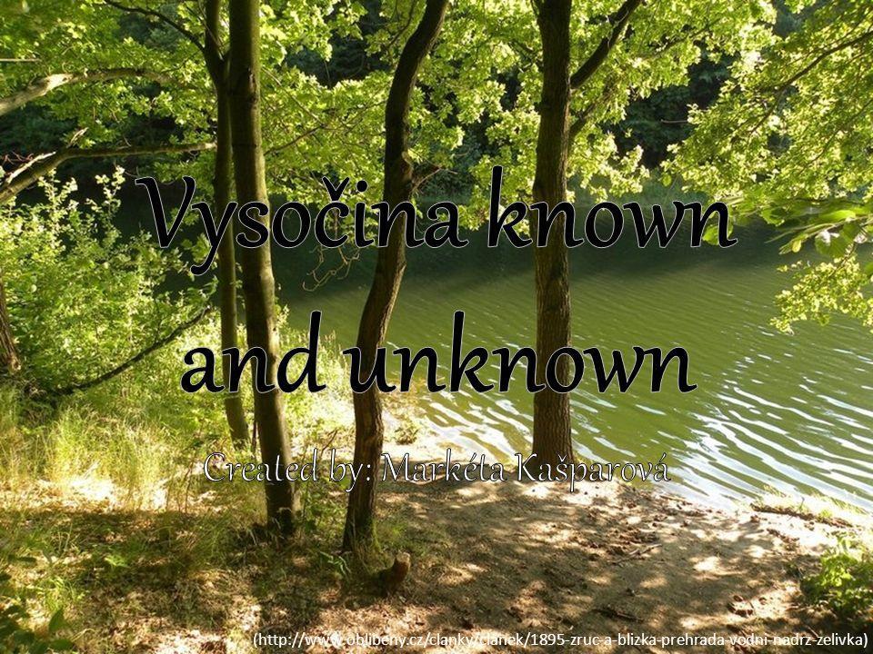 region in the Czech Republic governor: Jiří Běhounek county seat: Jihlava area: 6 796 km 2 population: 514 756 people (http://www.vykupto.cz/dovolena/22177-vysocina-3-rodinny-hotel-s-polopenzi-pro-dva) http://wiki.rvp.cz/Kabinet/Mapy/Mapa_%C4%8CR/Mapy_kraj%C5%A F_%C4%8CR/Kraj_Vyso%C4%8Dina