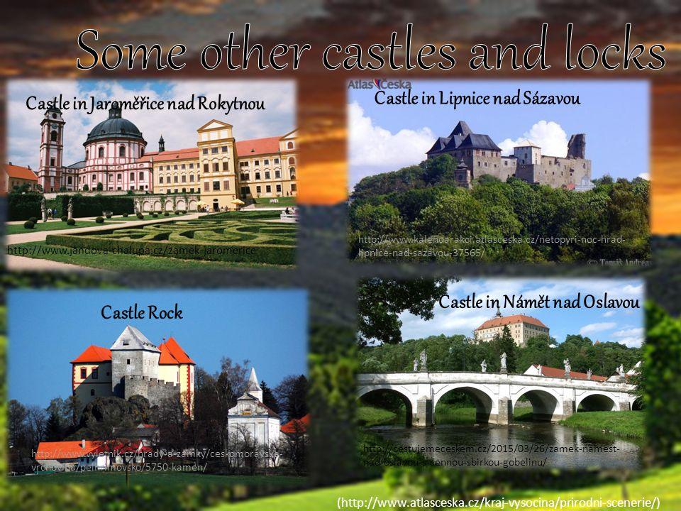 Jankovský potok (stream) - protected area - the occurrence of freshwater pearl mussel Town Jemnice - one of the firts towns on Moravia - historical center with castle, square, church of St Stanislaus (https://slevoking.cz/cesko/sleva/910/vysocina-pro-dva-s-polopenzi-masazi-virivkou-a-saunou-v-rodinne-chalupe) (http://www.tic.jemnice.cz/cs/)