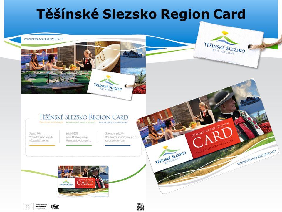 Těšínské Slezsko Region Card
