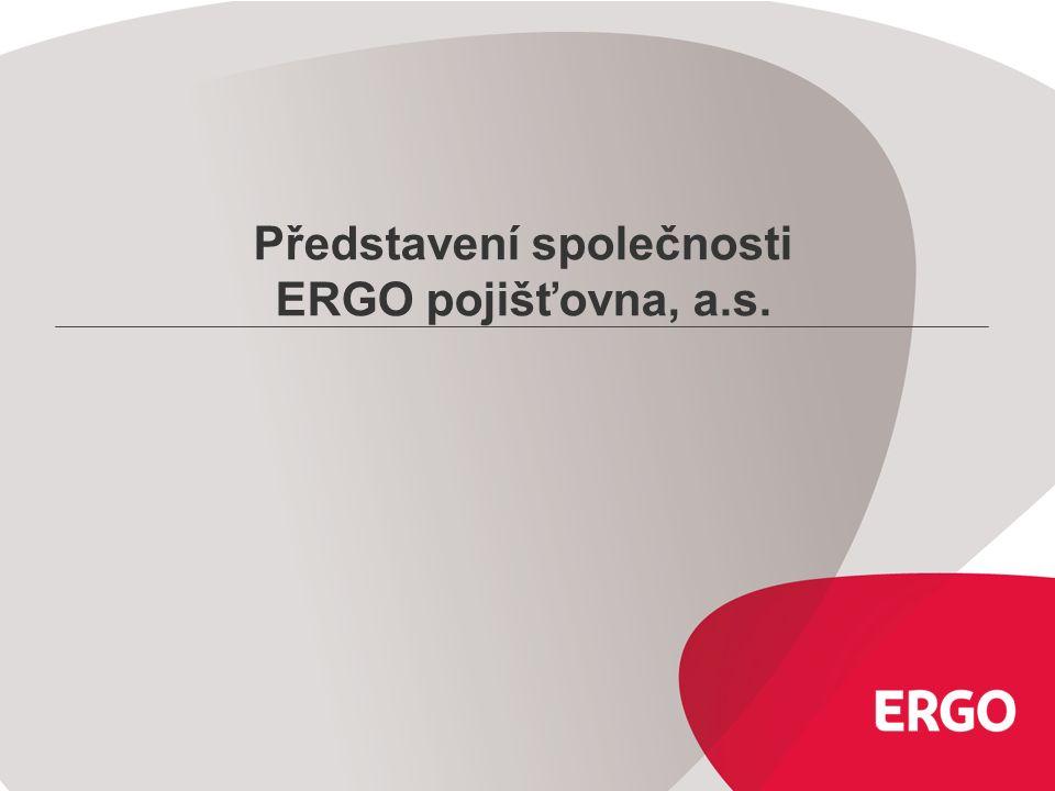 Představení společnosti ERGO pojišťovna, a.s.