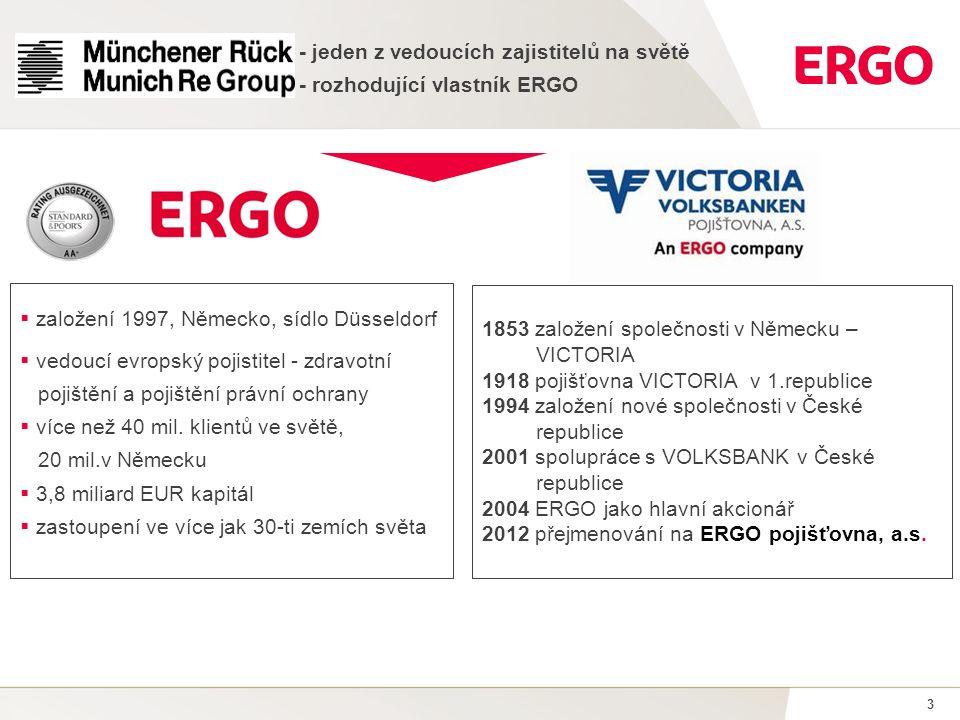 4 D.A.S.právní ochrana číslo 1 v Evropě Výhradní makléř ERGOERV cestovní pojištění.
