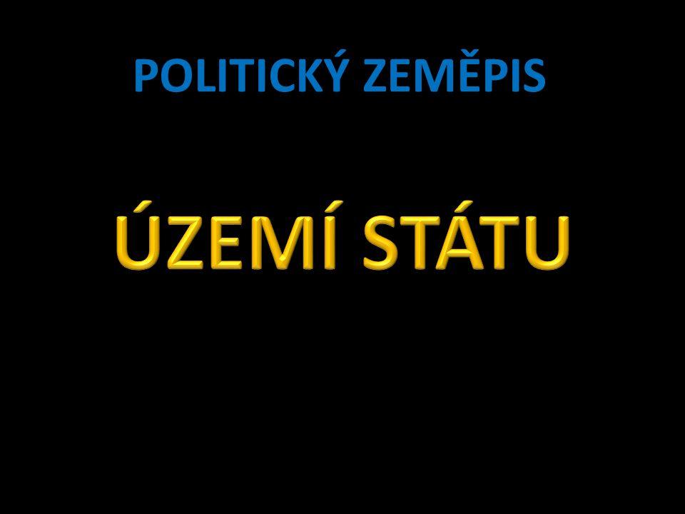 POLITICKÝ ZEMĚPIS