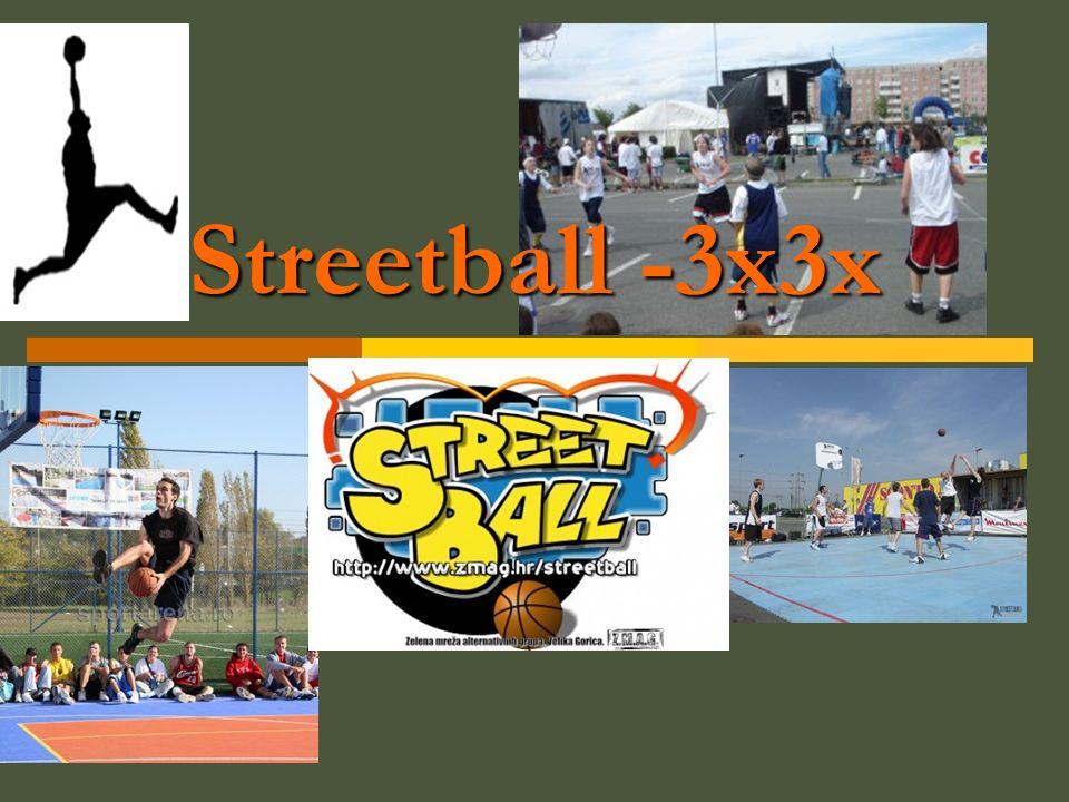 Streetball -3x3x