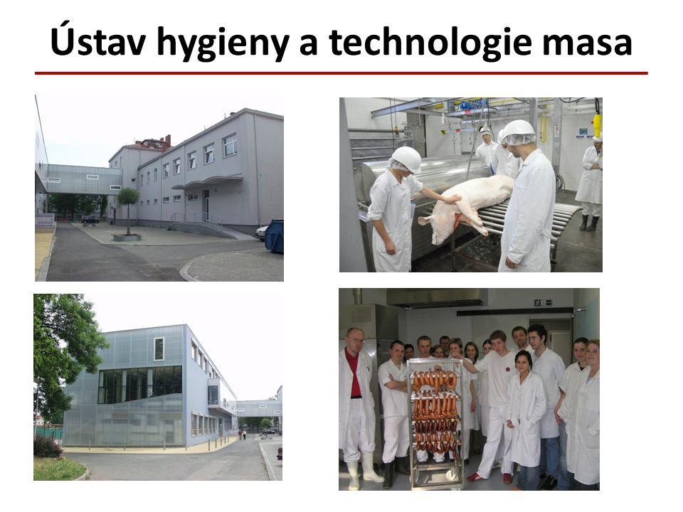 Ústav hygieny a technologie masa