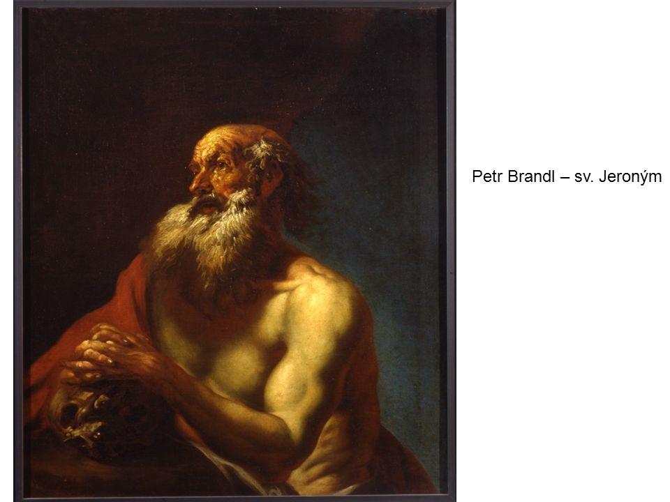 Petr Brandl – sv. Jeroným