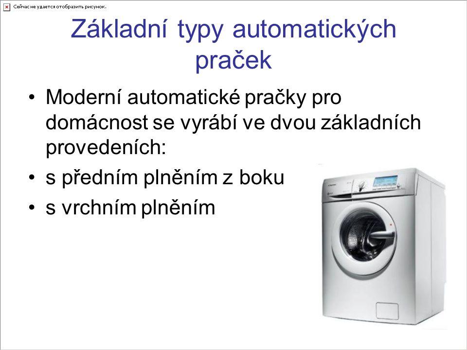 Prací systém