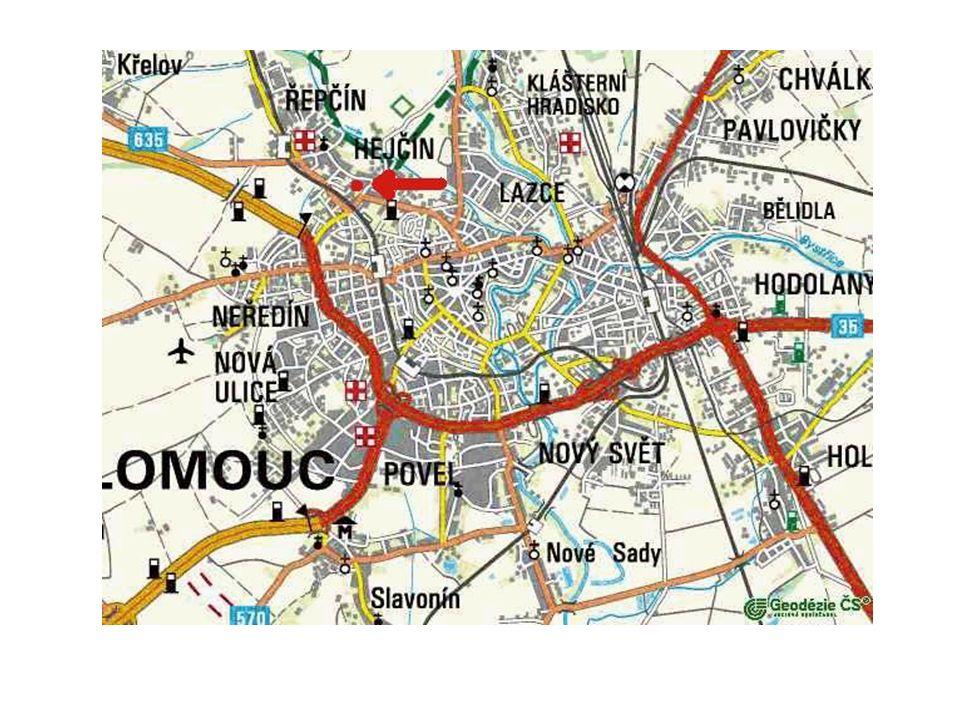 Doprava ve městě Doprava v samotné Olomouci je pokryta převážně tramvajemi a autobusy, které mají hustou dopravní síť.